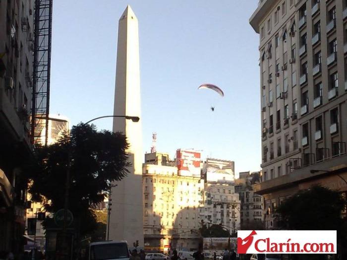 Reprodução/27.04.2011/Clarín