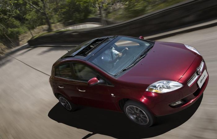 Test-drive: Fiat Bravo tem motor moderno e bom comportamento ...
