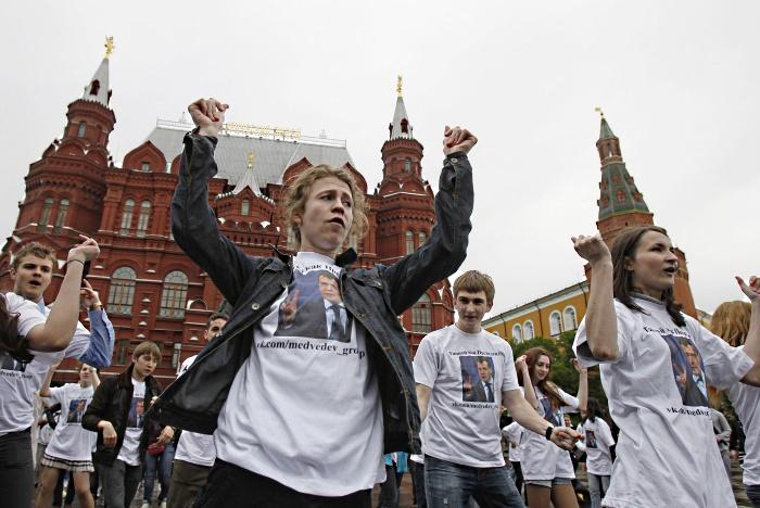 Paul Hanna/18.05.2011/Reuters