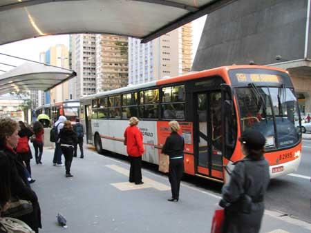 ônibus são paulo Sumaré