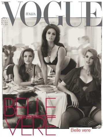 Reprodução/Vogue Itália