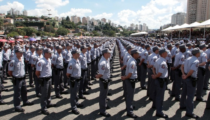 Em cinco anos, PM de S&atilde;o Paulo mata mais que todas as pol&iacute;cias ...