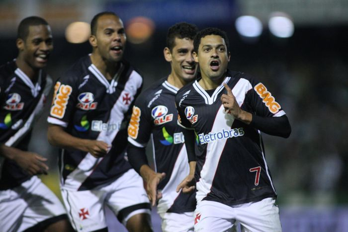 Vasco gol 700 Eder Luis