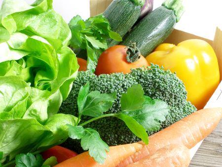 Verduras legumes