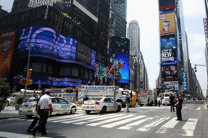 times square-NY