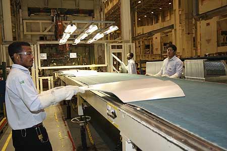 Emprego indústria - 450 x 300