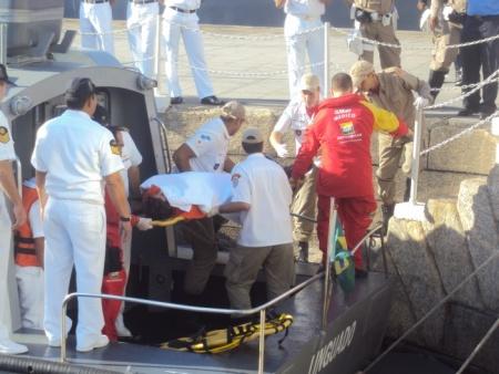 Resgate pescadores