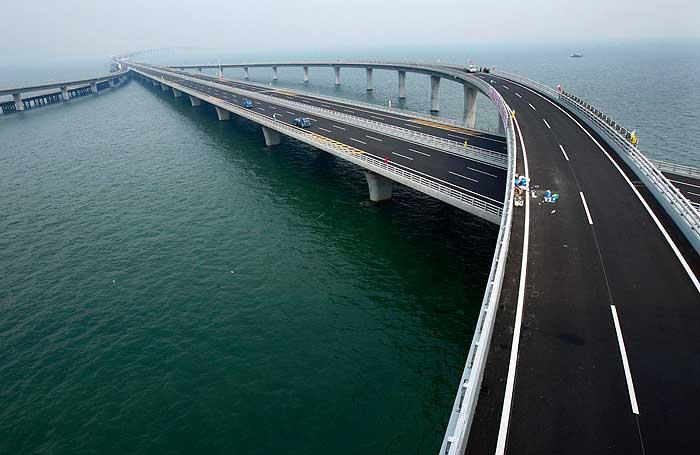 Ponte China - 700 x 455
