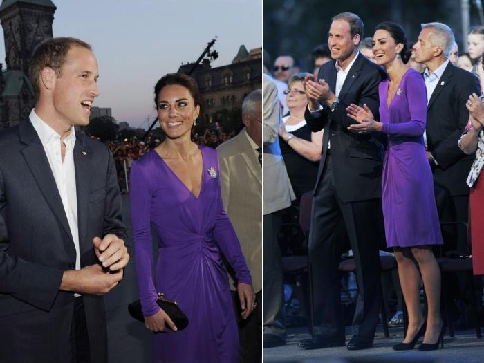 A primeira viagem oficial de Kate Middletondesde o casamento com príncipeWilliam em 29 de abril alvoroçou o mundo da moda.Desde de a últimaquinta-feira...