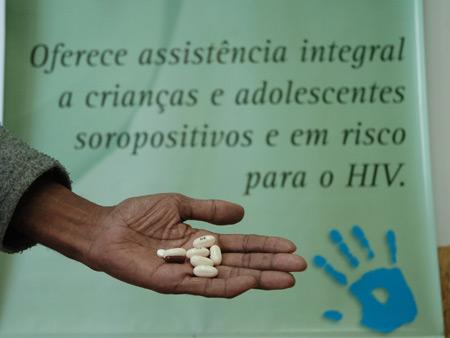 HIV remédio