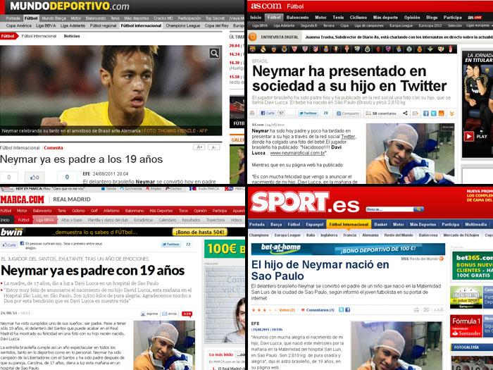 Neymar, 700