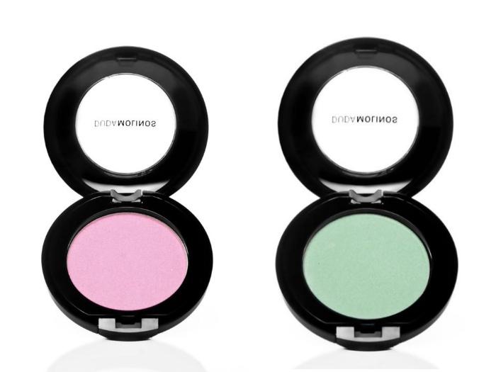 Com inspiração nos anos 1960 e 1970, a linha de sombras Duda Molinos ganha novas cores, como a Lilac e Fresh Green, R$ 20, da Duda Molinos (Tel.: 0/XX/4736...