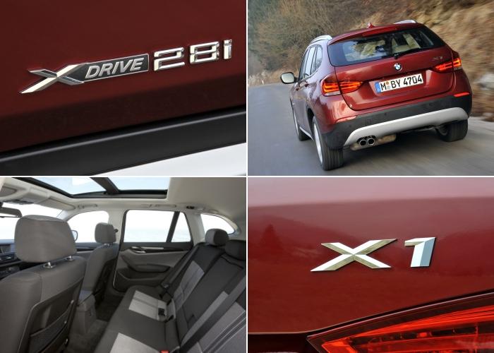BMW X1 4 G