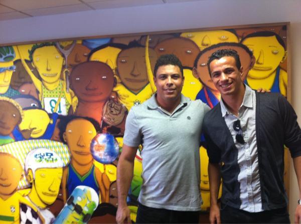 damião e ronaldo