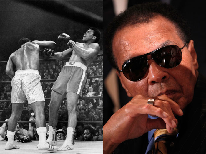 Muhammad Ali lamenta morte do ex-rival Joe Frazier - Mais ...