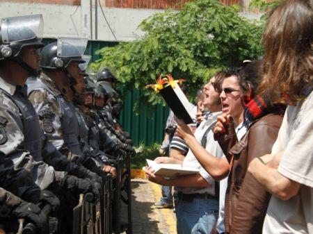 tortura de alunos na USP
