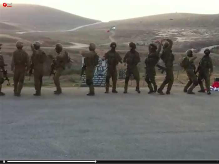 israel, soldados, michel teló, 700