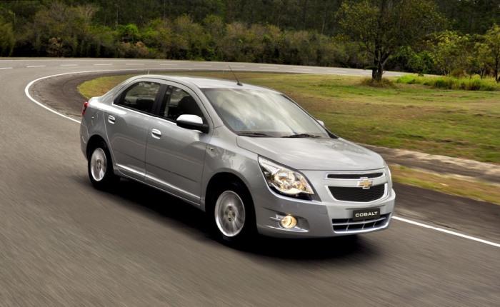Chevrolet cobalt 1.8 para Argentina 2013
