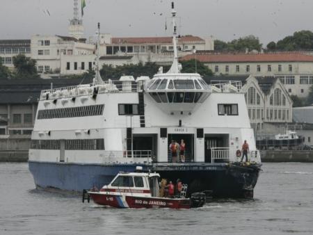 barcas s.a. - acidente  - 28.12.2011