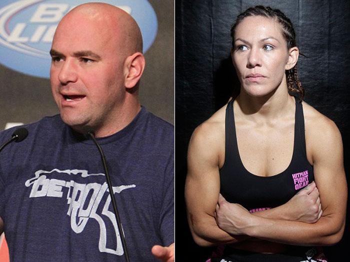 Chefão do UFC diz que Cris Cyborg deve perder o cinturão do ...