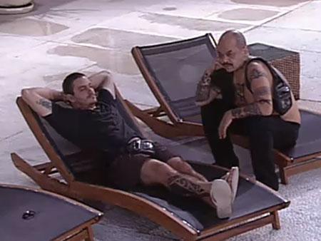 Rafa conversa com João Carvalho