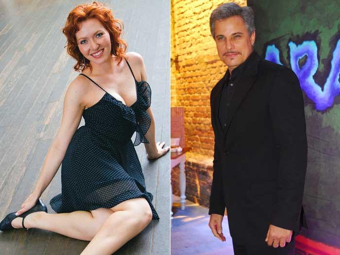 Karin e Edson Celulari