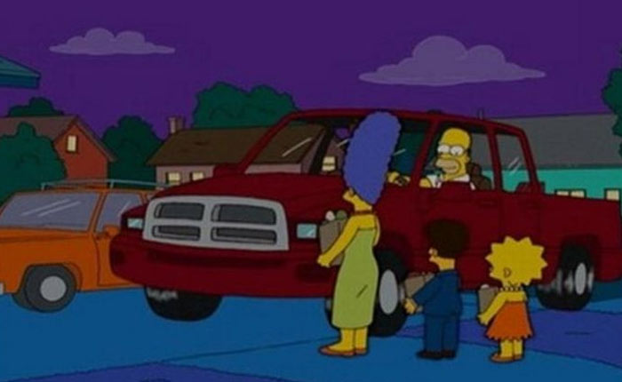 Untitled 17 Veja quais s&atilde;o os carros dos Simpsons na vida real