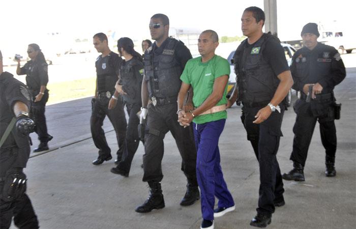 De cada quatro presos em presídios federais um é do Rio de Janeiro