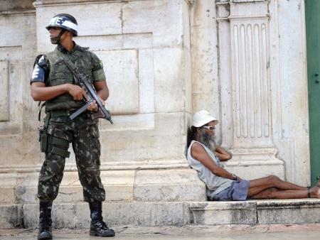 Músico do Olodum, que gravou clip com Michael Jackson,  está entre as vítimas de onda de assassinatos na Bahia Bahia-g-20120203