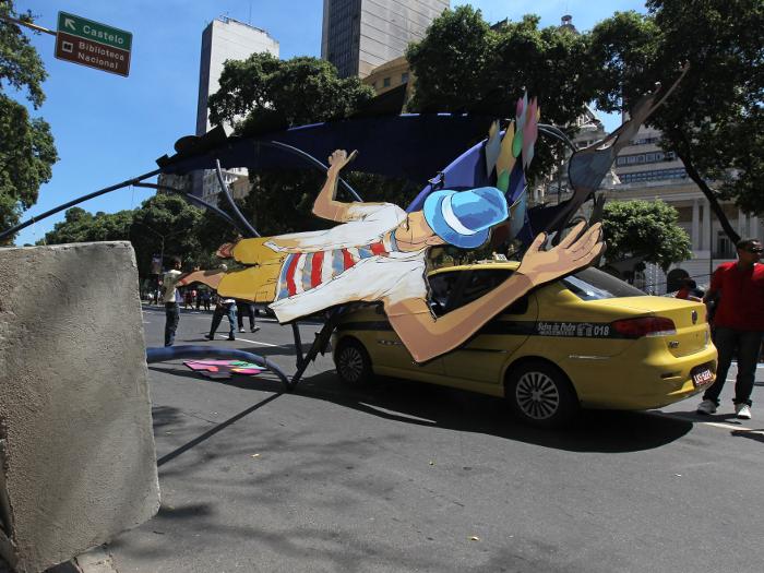 Totem Carnaval
