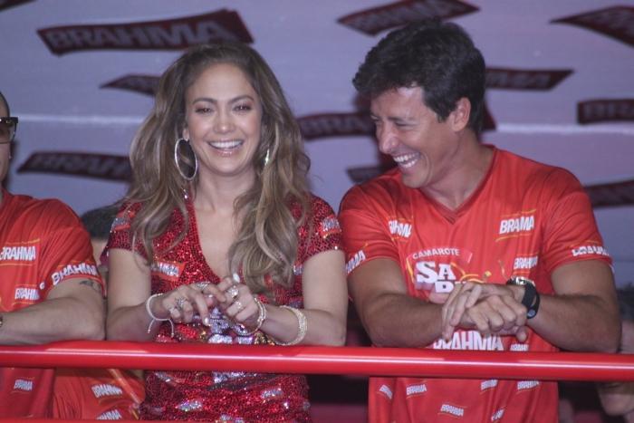 JLo e Rodrigo Faro