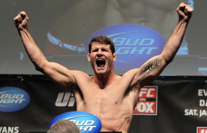 Bisping ignora Belfort e cogita duelo com Anderson Silva no UFC ...