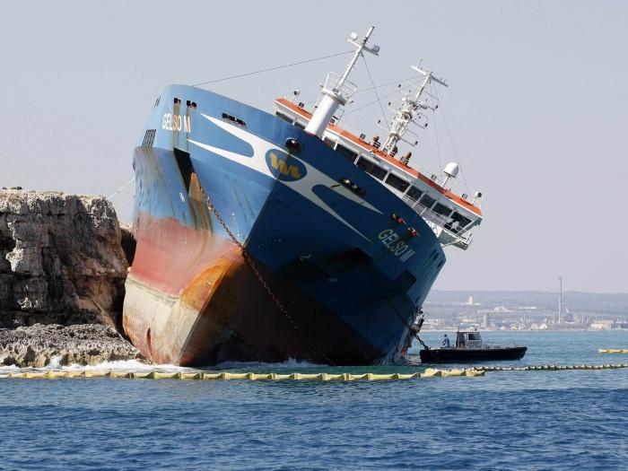 navio italia