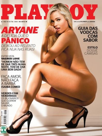Divulgação/Playboy