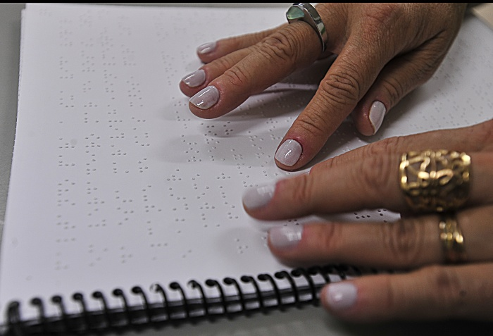 Dia Nacional do Braille é comemorado hoje em todo o país