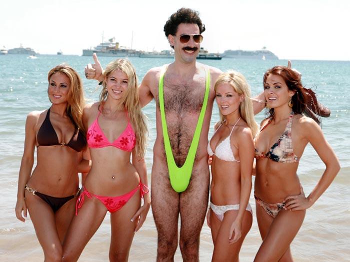 Cazaquist 227 O Agradece A Borat Por Estimular Turismo Ao Pa 237 S