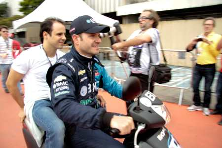 Massa e Barrichello 450
