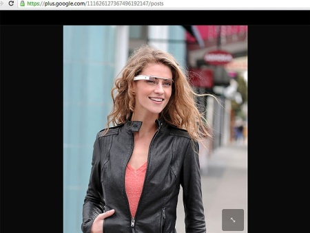 Óculos do futuro