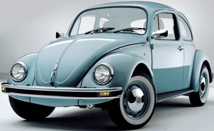 8º: Volkswagen Fusca— 1.275 ocorrências