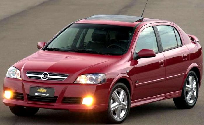 13º: Chevrolet Astra— 1.020 ocorrências