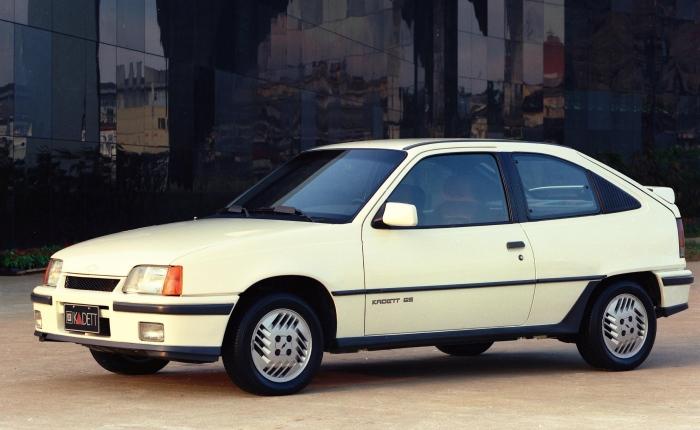 20º: Chevrolet Kadett— 811 ocorrências