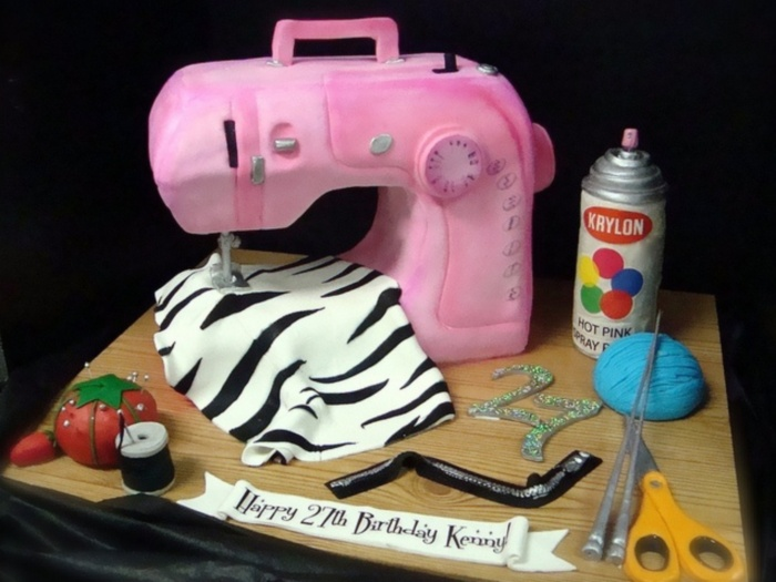 Reprodução/Flicker Debbie Does Cake