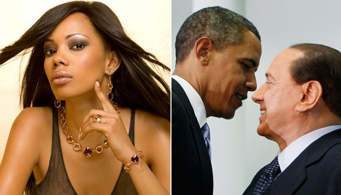Marysthelle Polanco, obama, berlusconi, 700