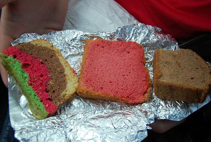 Фото торта с наркотиками