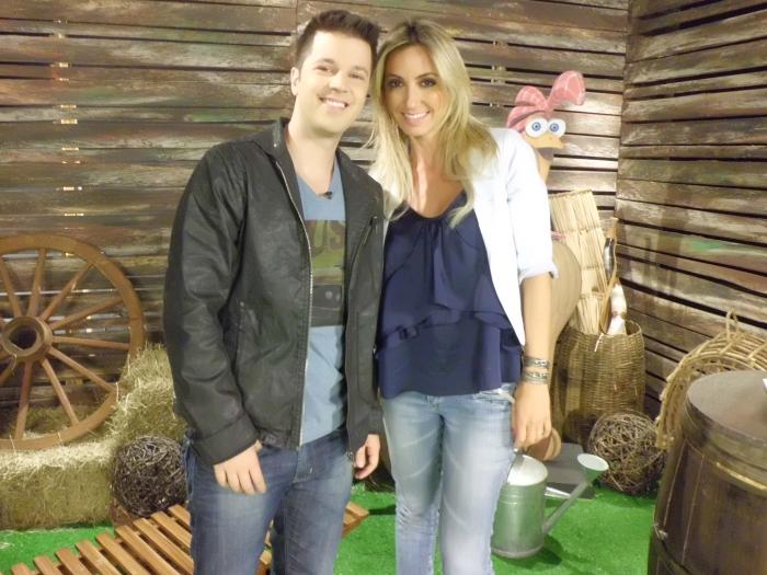 Felipe Vita e Dani Duff