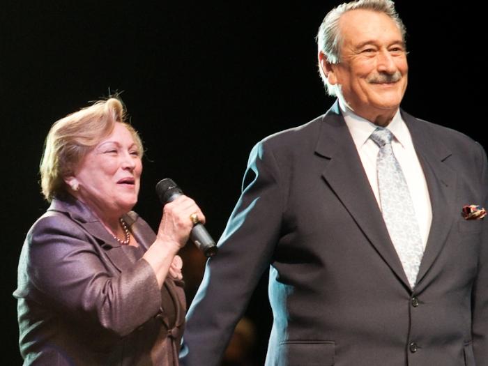 Paulo Goulart e Nicette