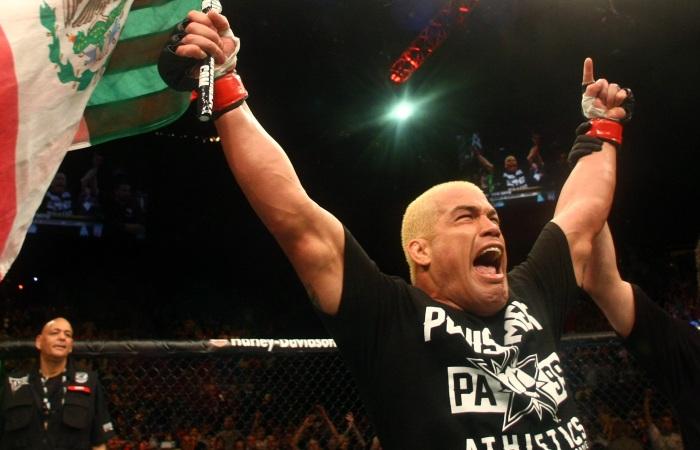 Membro do Hall da Fama do UFC pode voltar da aposentadoria ...
