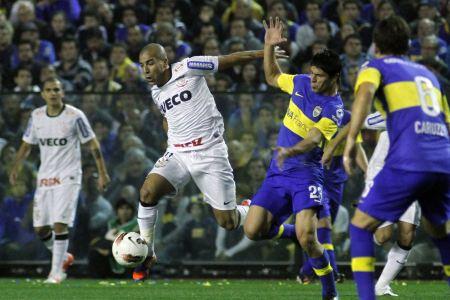 Boca Corinthians 450