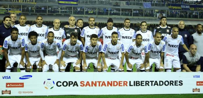 Corinthians posado