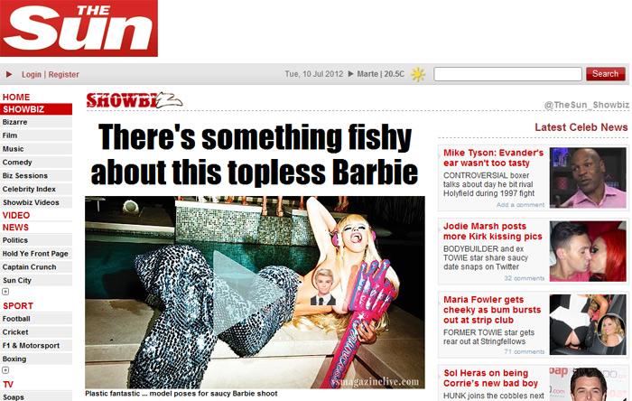 Jogos da barbie porno